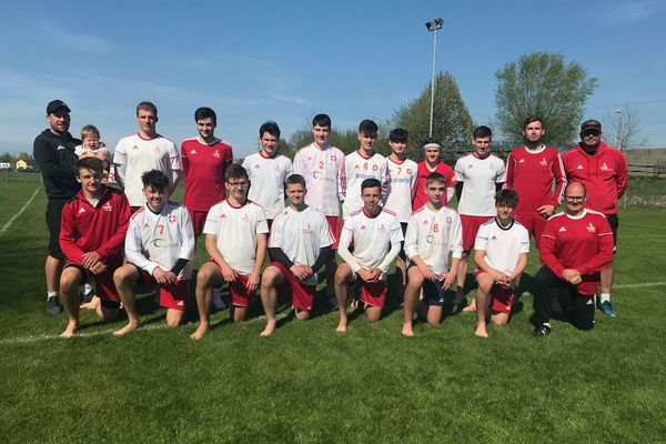 Faustball U18 Nationalkader